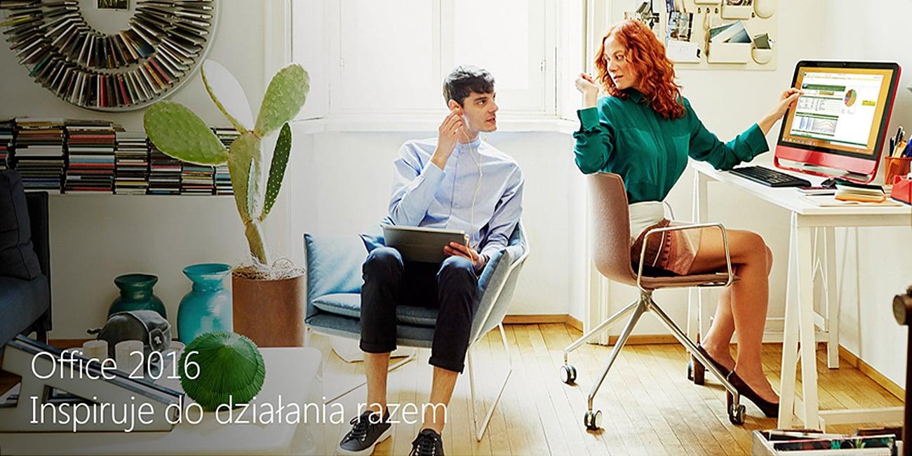 Microsoft Office 2016 Home-Business Dell tworzenie