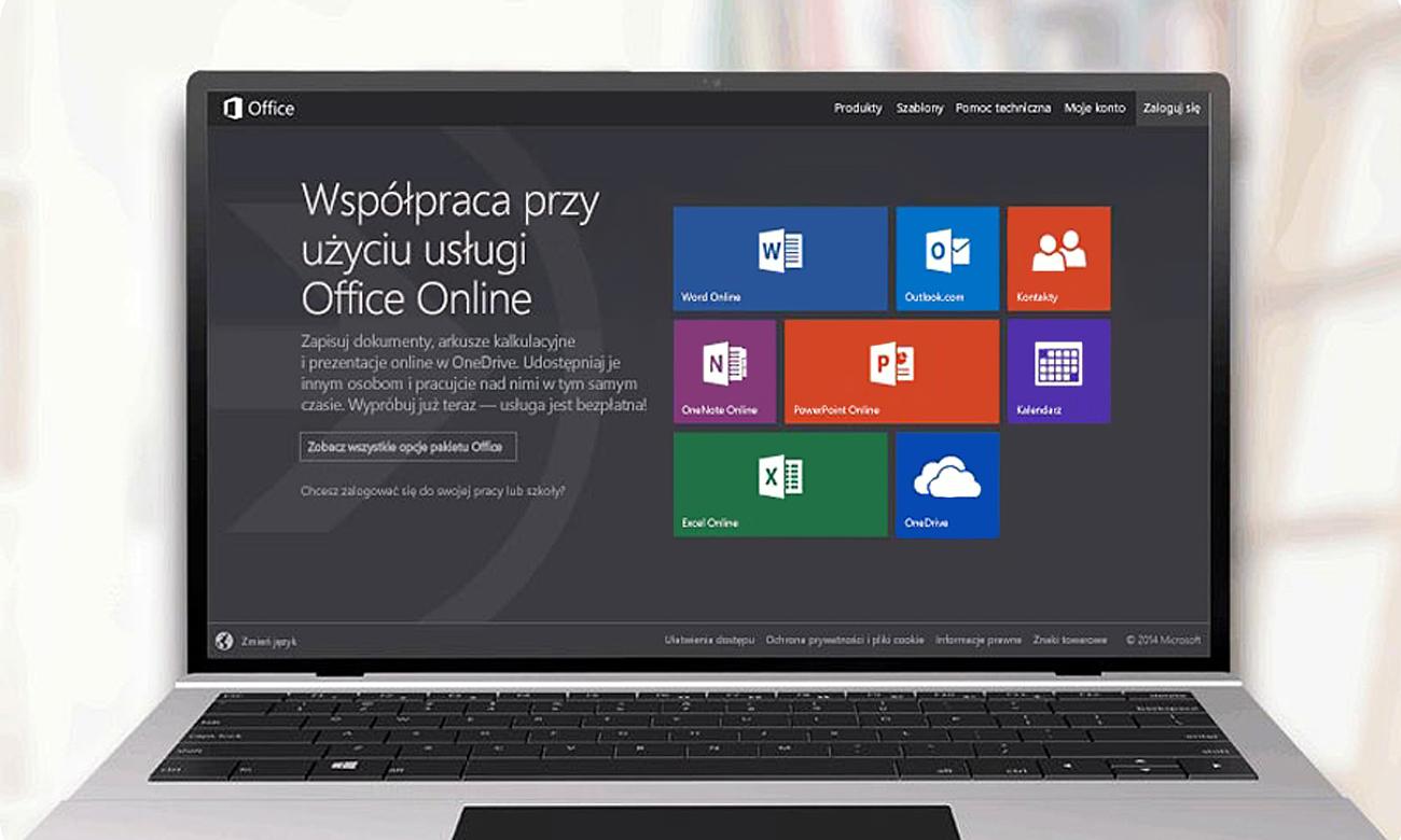 Microsoft 0ffice 365 Usługi online