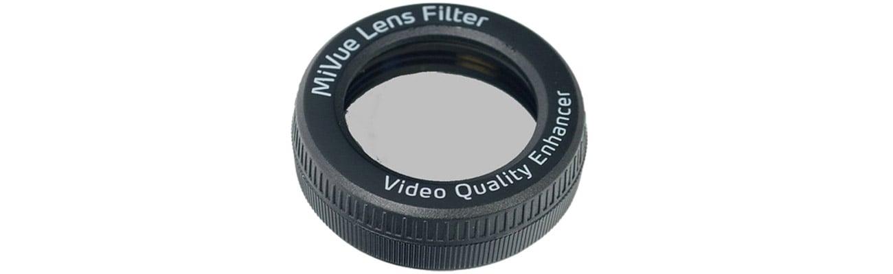 Wideorejestrator Mio Filtr polaryzacyjny MiVue Pochłanianie części światła