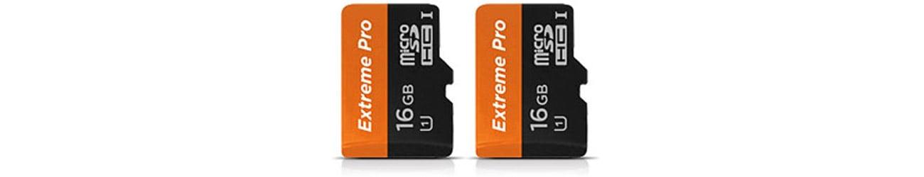 Wideorejestrator Mio MiVue 608 Drugie wejście na kartę microSD