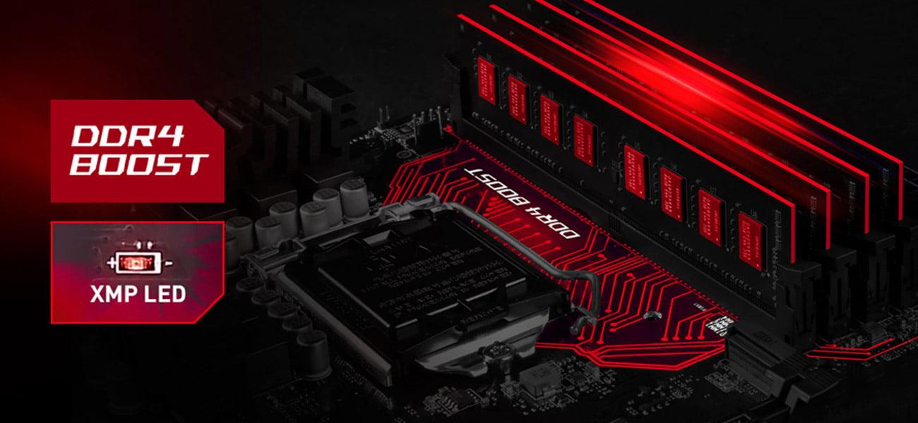 MSI B150M MORTAR DDR4 Boost