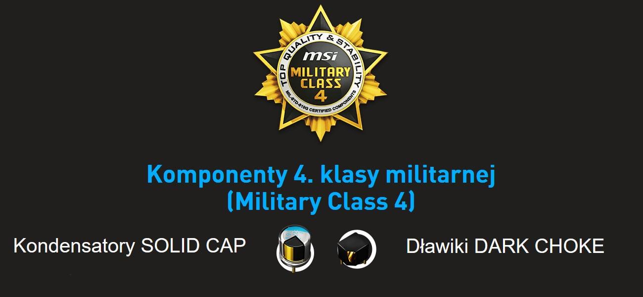 MSI B150M MORTAR MIlitary Class 4