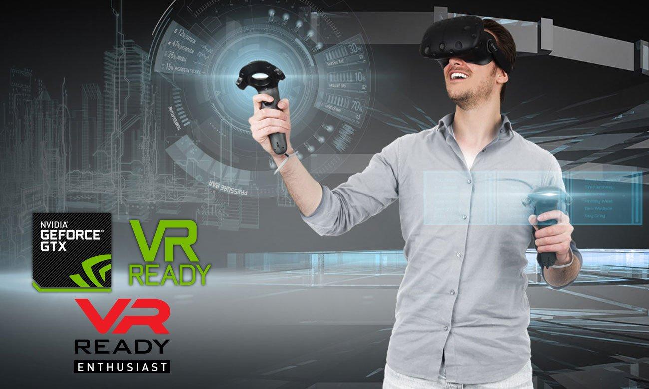 MSI GE62VR 7RF VR Ready