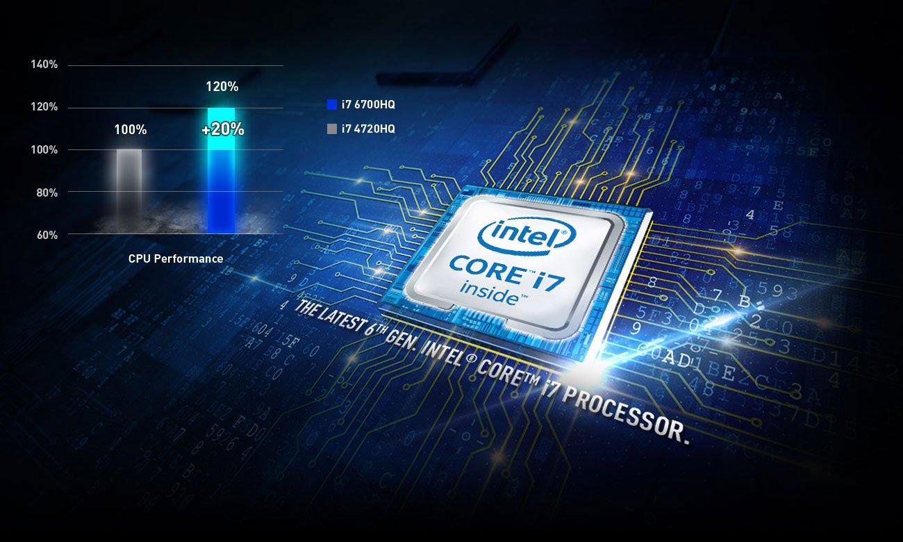 Core i7-6gen
