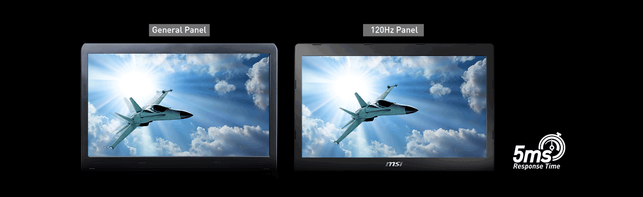 MSI Apache Pro GE72VR 7RF