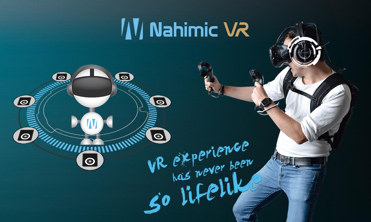 MSI Apache Pro GE72VR 7RF Nahimic Audio Enhancer 2, Nahimic VR