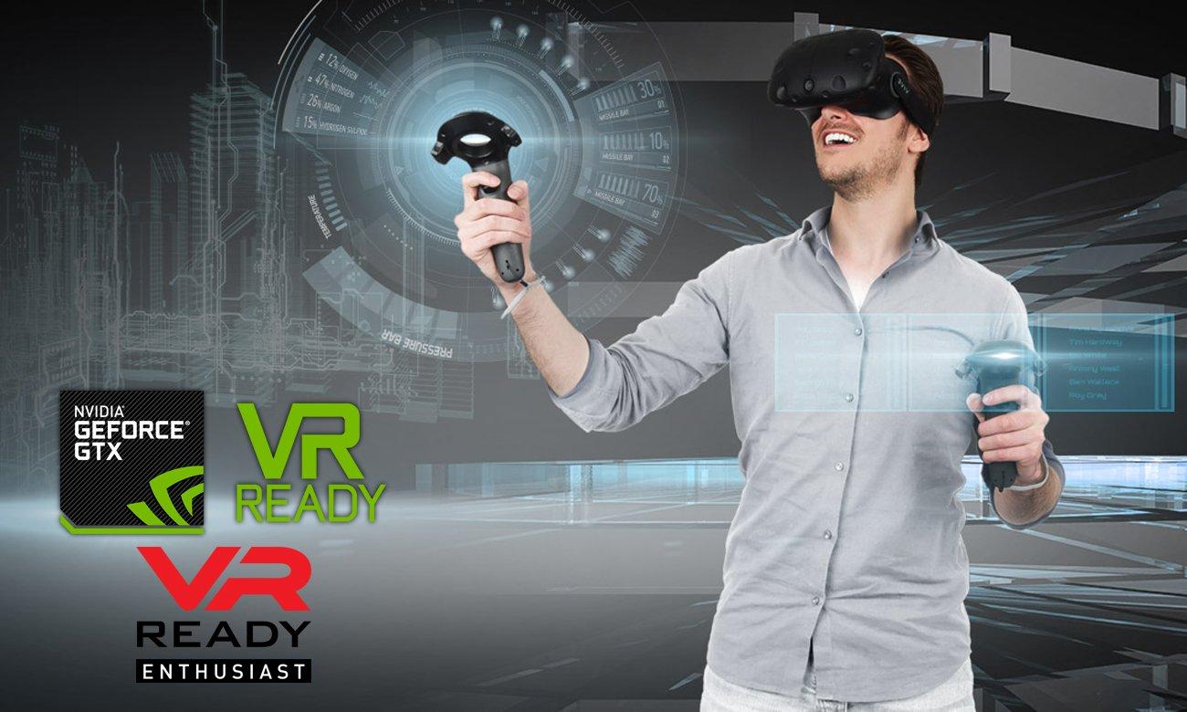 MSI GE72VR 7RF VR Ready