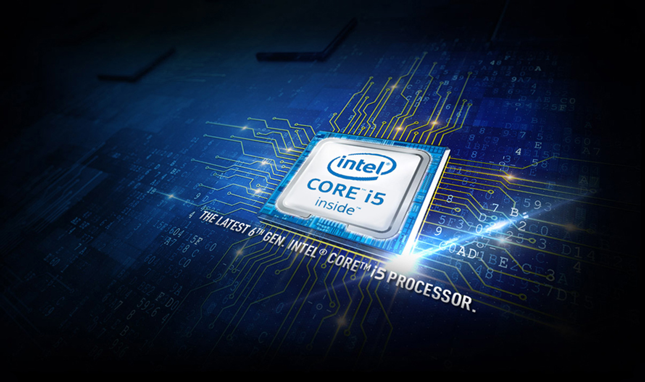 GL62 6QD Intel Core i5
