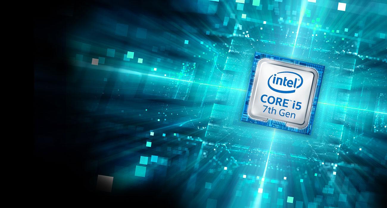 MSI GL62 7RD Intel Core i5-7300HQ