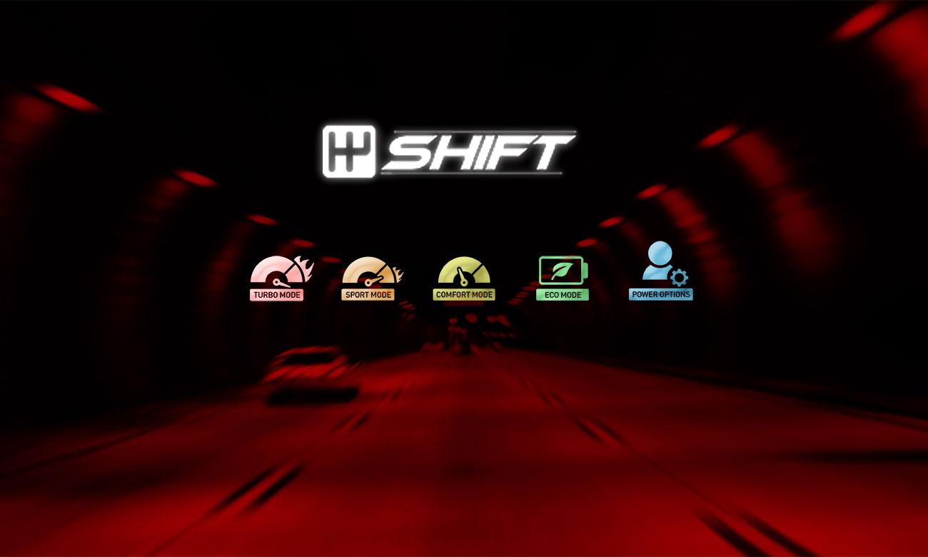 MSI GL72 7QF SHIFT