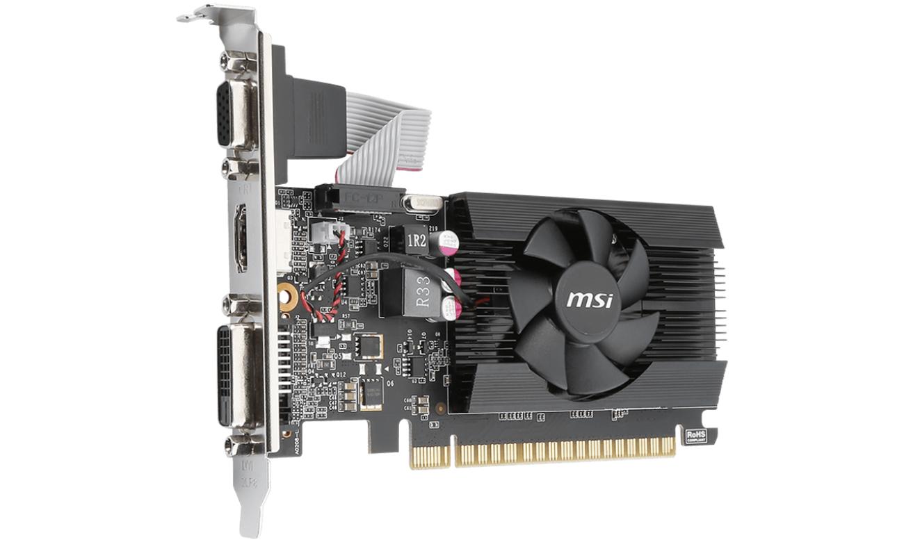 MSI GeForce GT710 Low Profile