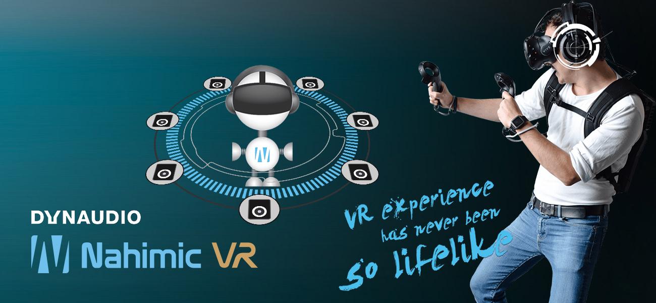 MSI GT62VR 7RD Nahmic VR, dynaudio