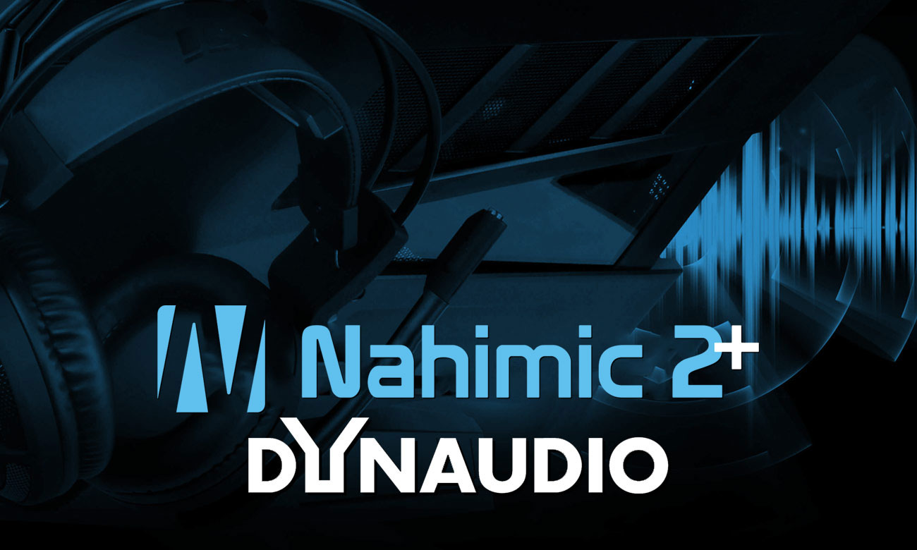 MSI GT62VR 7RE Nahmic dynaudio