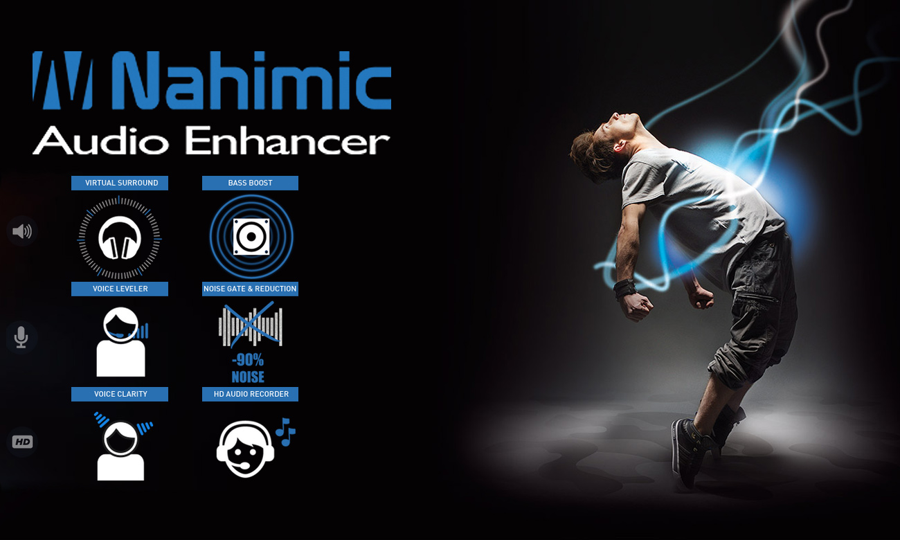 Nahimic Audio Enhancer 2
