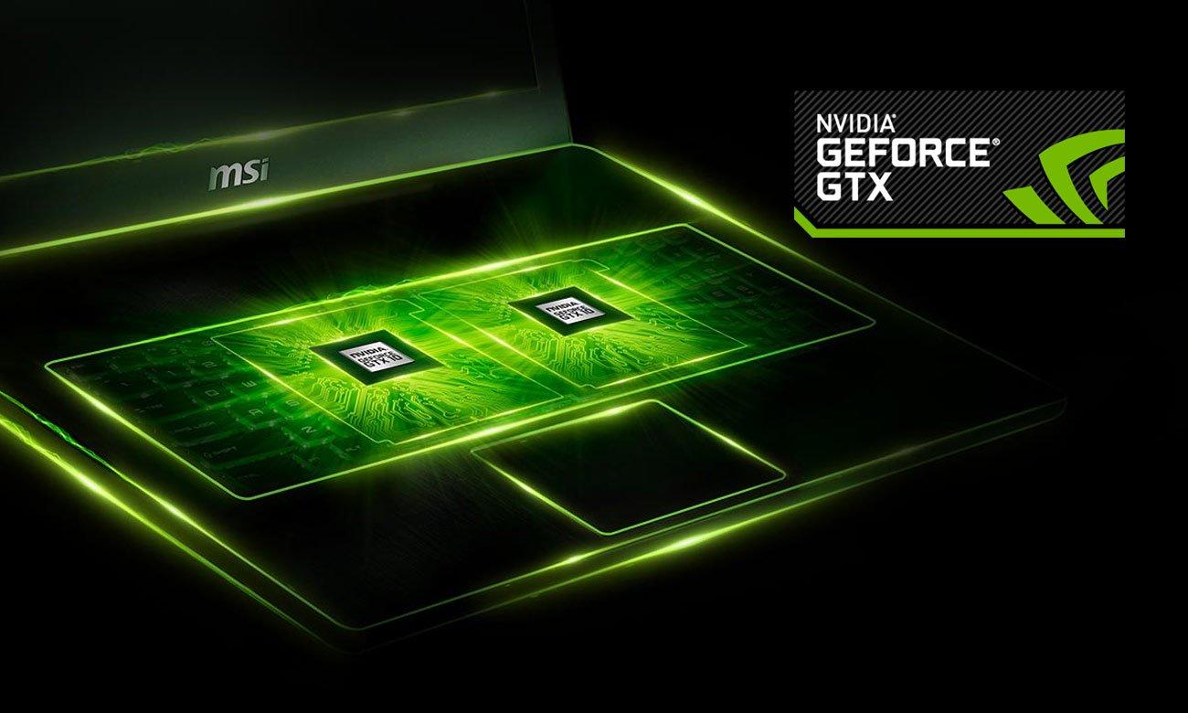 MSI Titan GT75VR 7RE GeForce GTX 1070 SLI