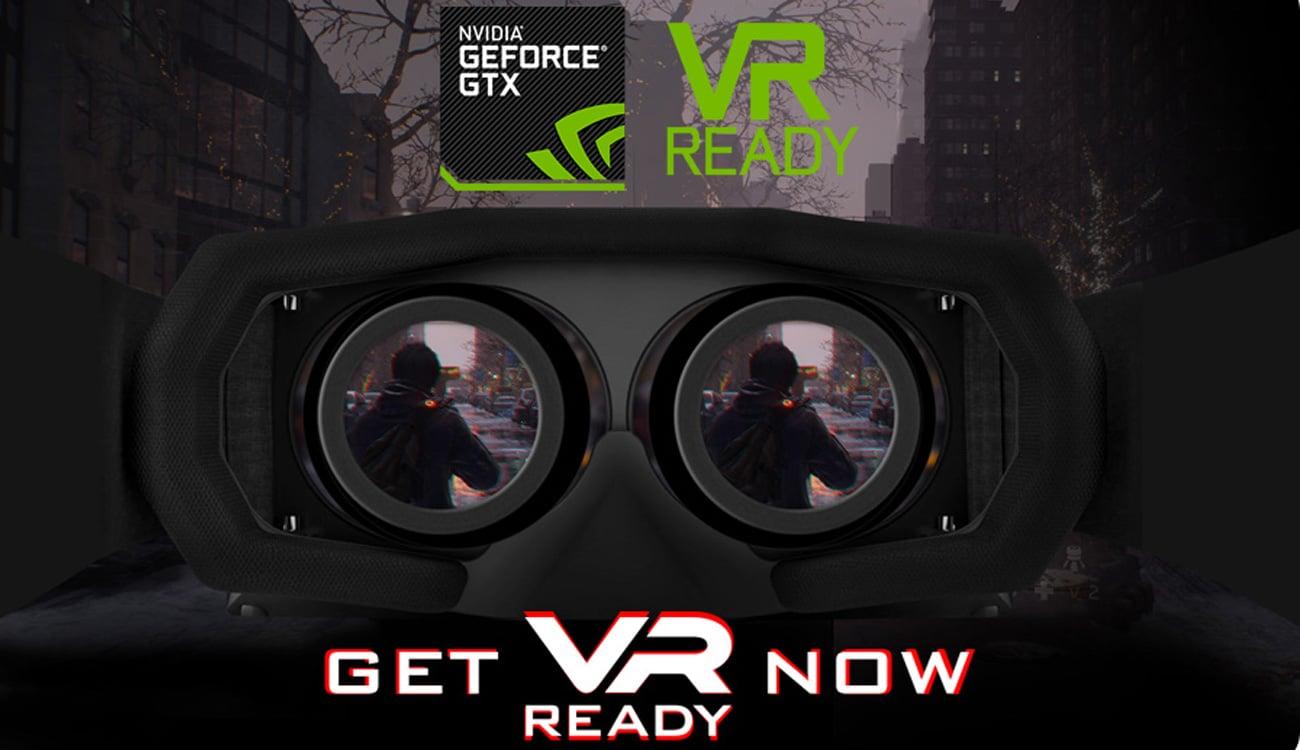 віртуальна реальність з MSI