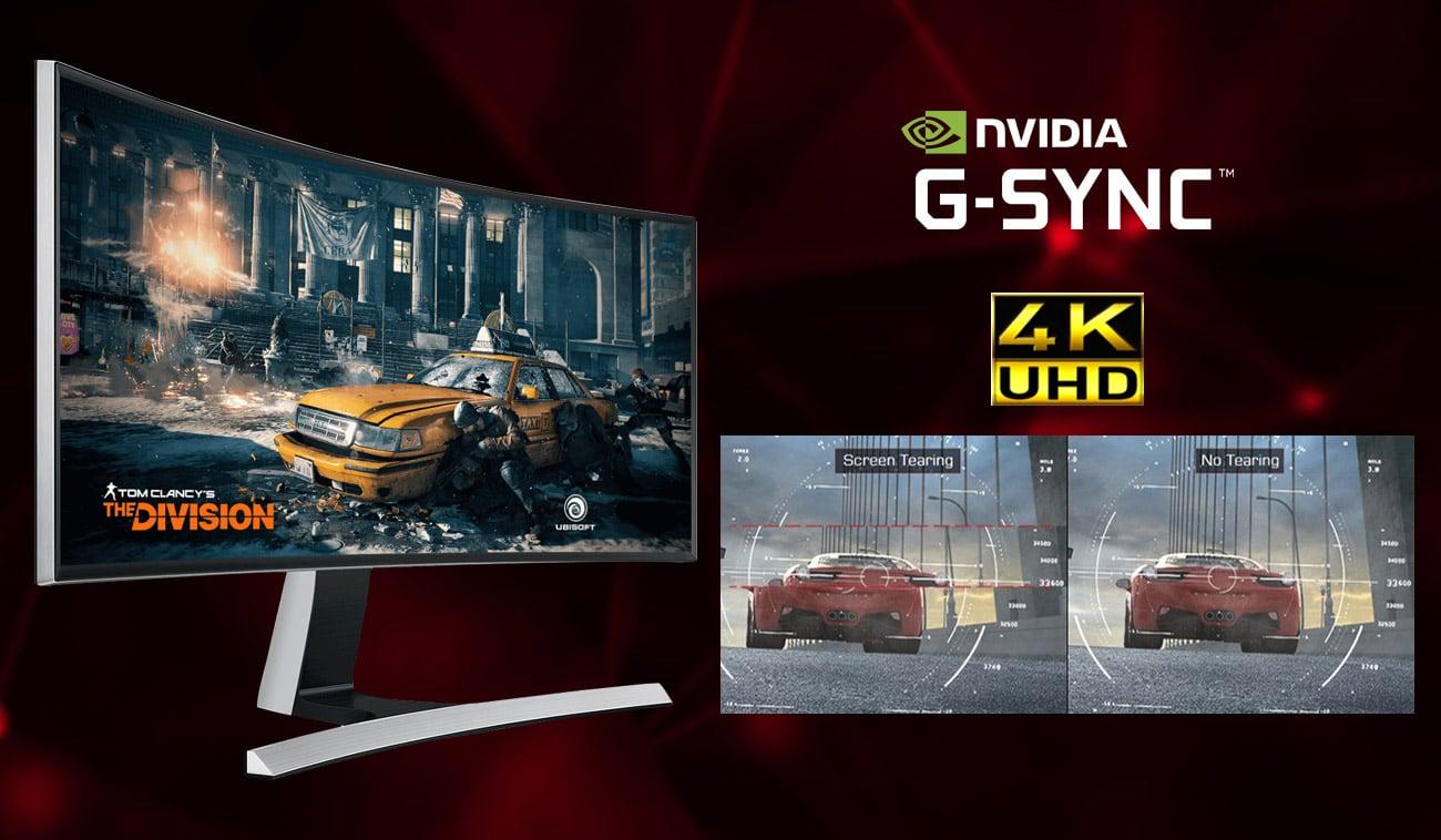 MSI GeForce GTX 1080 Ti GAMING X 11GB GDDR5X NVIDIA G-SYNC, rozdzielczość 4K UHD