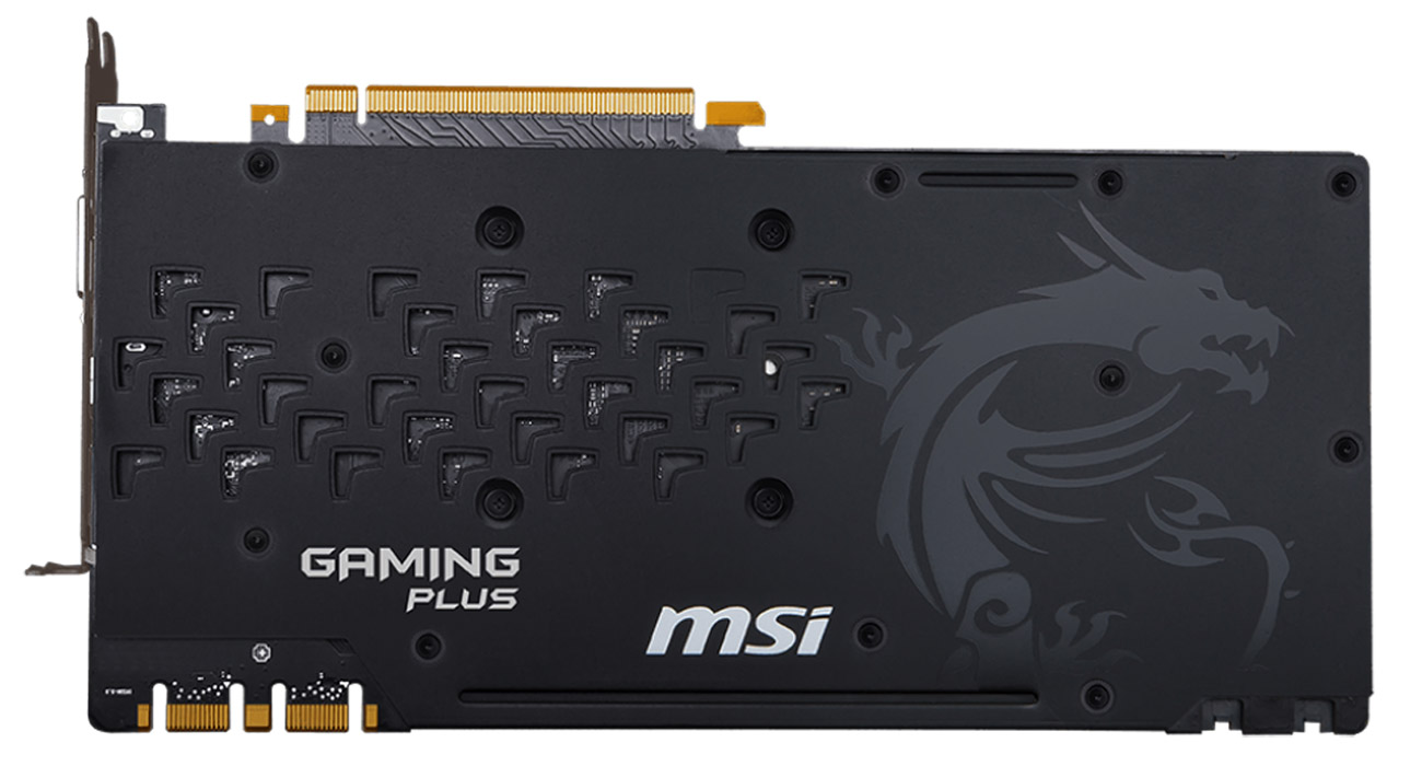 MSI GeForce GTX 1080 GAMING X+ 8GB