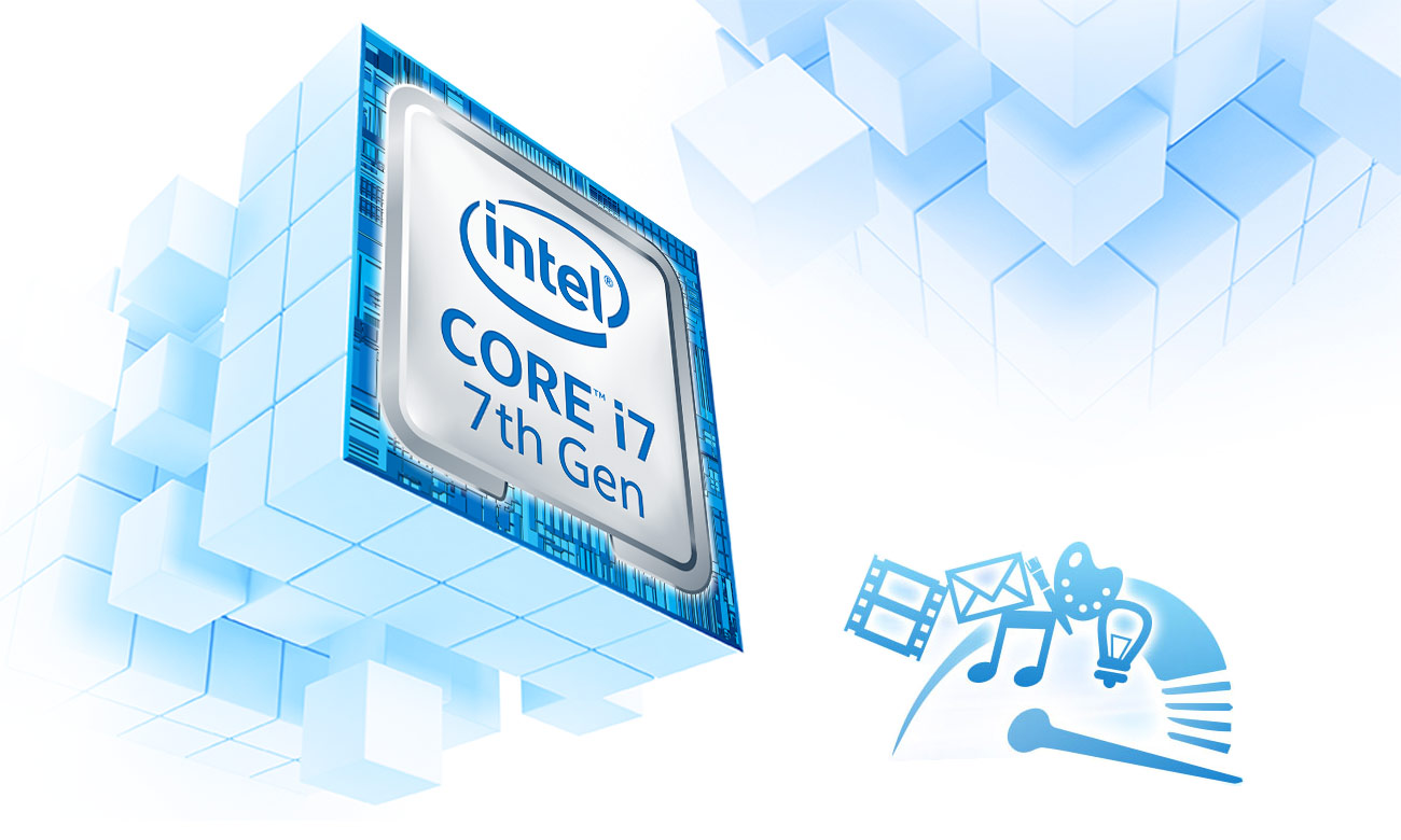 MSI PE70 7RD Intel i7-7700HQ