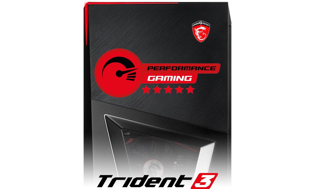 MSI Trident 3 Intel Core i5-7gen