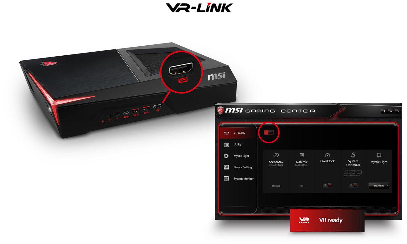 MSI Trident 3 VR Ready