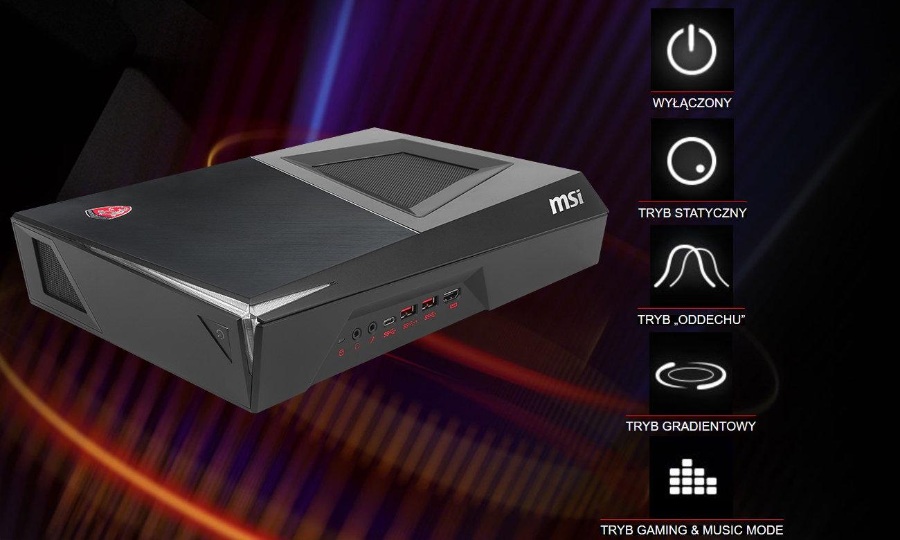 MSI Trident 3 Mystic Light