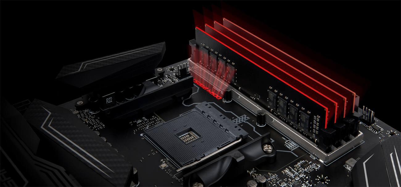 MSI X370 GAMING PRO DDR4 Boost