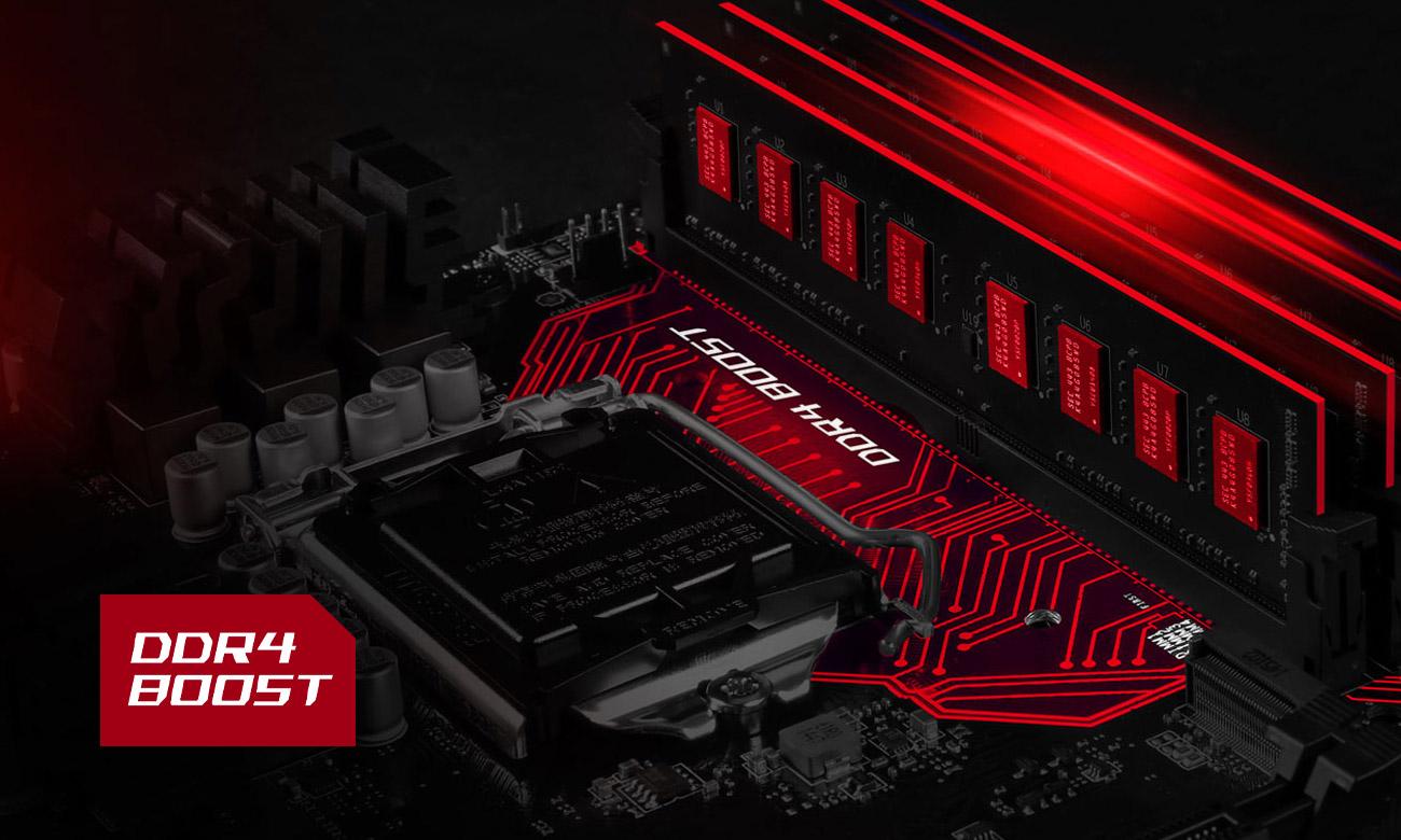 MSI X99A TOMAHAWK DDR4 boost