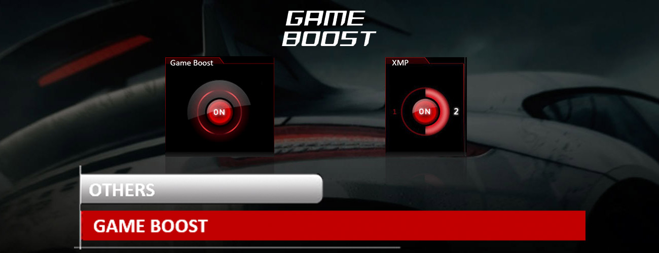 MSI X99A TOMAHAWK GAME BOOST