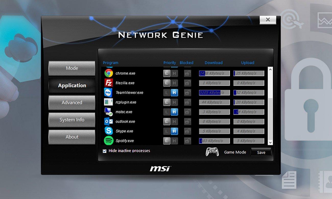MSI Z170-A PRO Stabilna i bezpieczna praca w sieci
