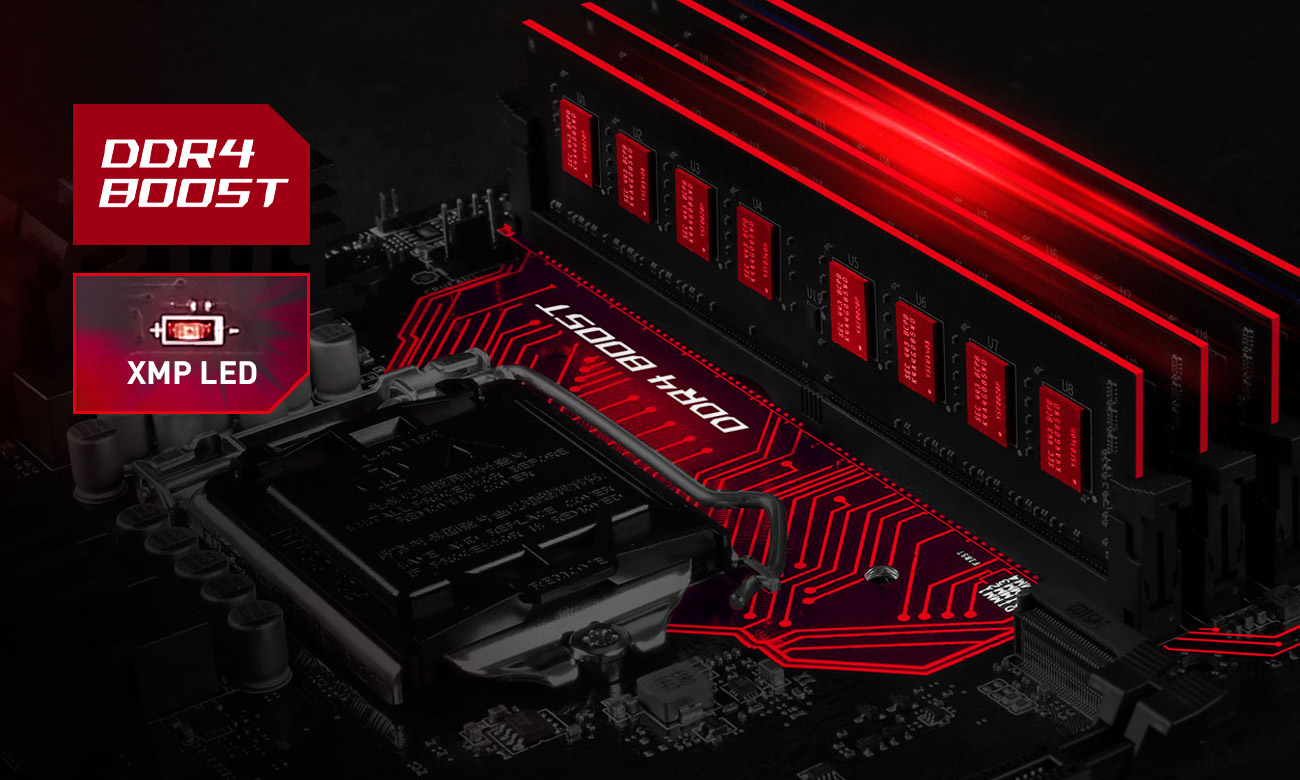 Z170A GAMING PRO CARBON DDR4 Boost