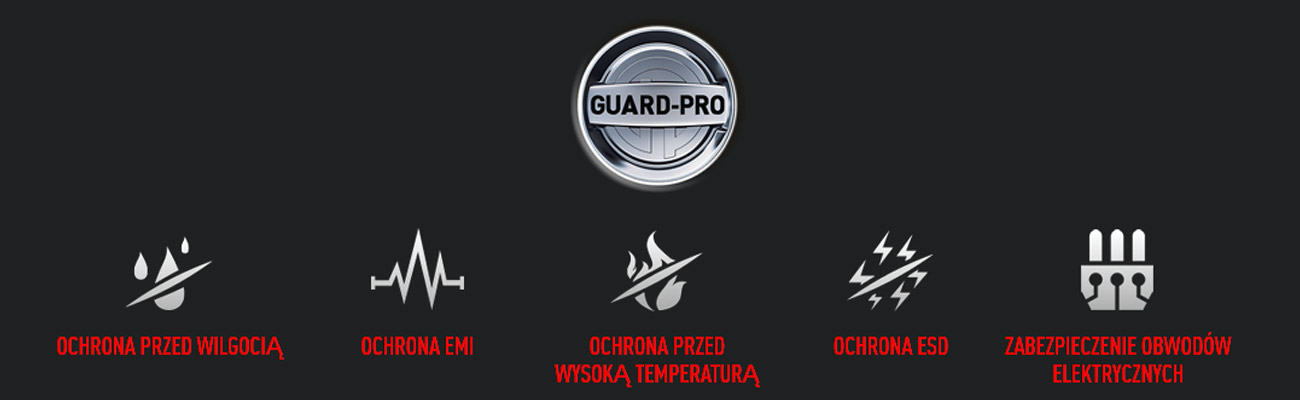 Z170A GAMING PRO CARBON Guard-Pro