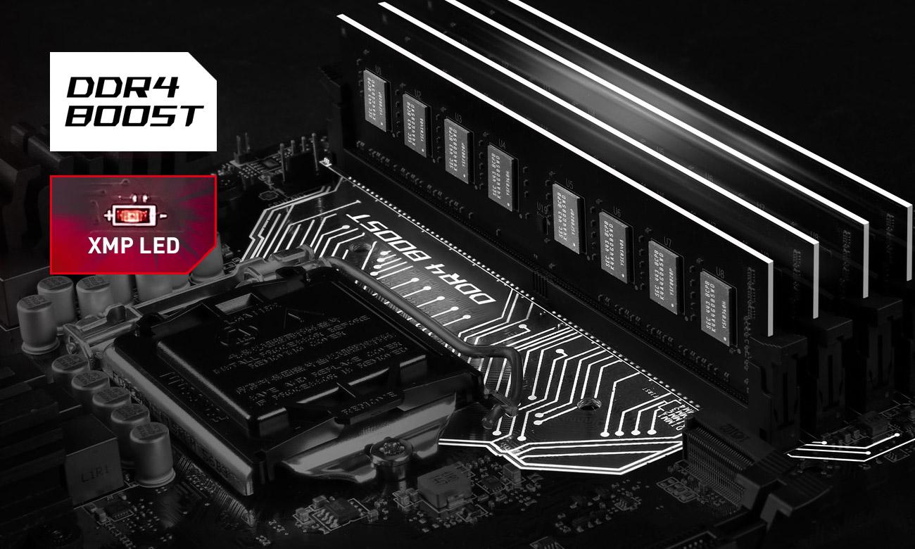MSI Z170A KRAIT GAMING CARBON DDR4 Boost