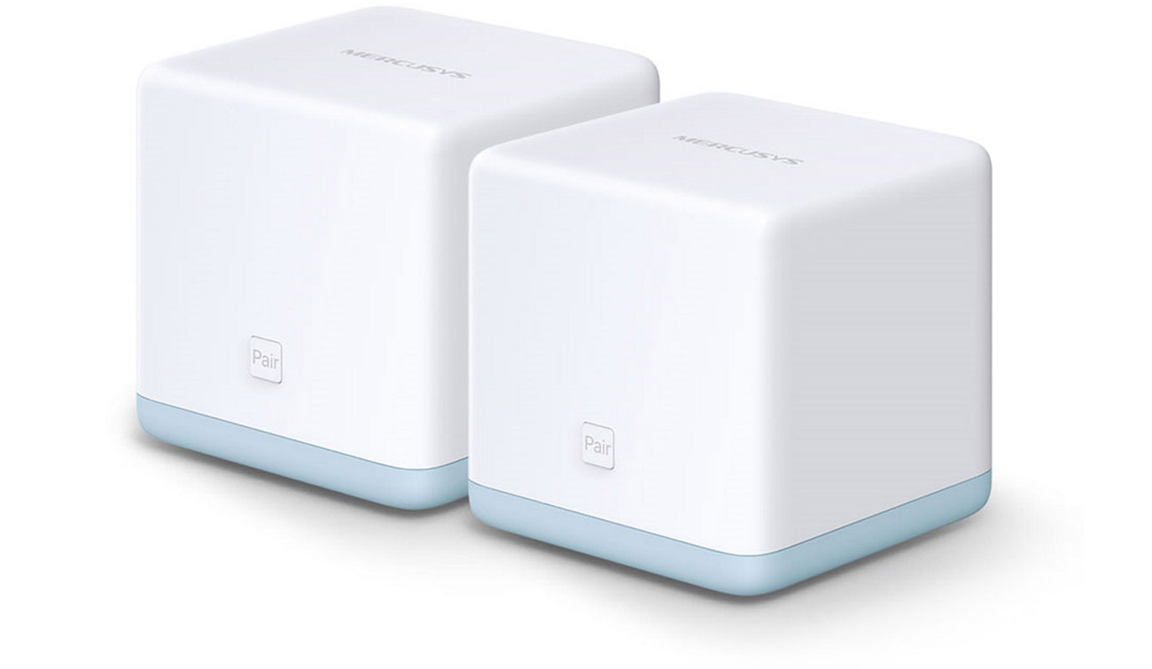 Domowy system Wi-Fi Mesh Mercusys Halo S12 (2-pack)