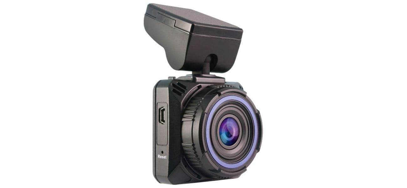 Wideorejestrator Navitel R600 Szerokokątny obiektyw 170°