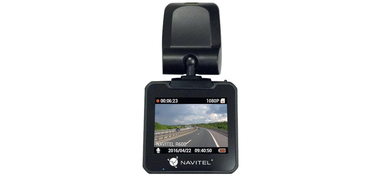 Wideorejestrator Navitel R600 Tryb nocny