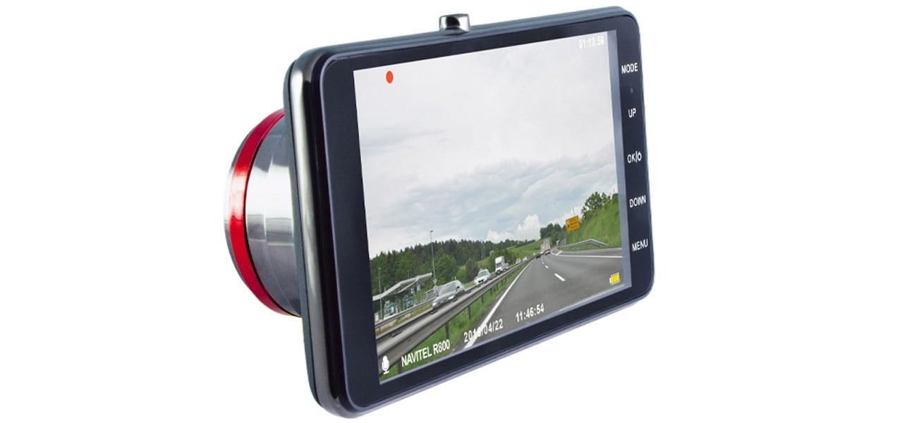 Wideorejestrator Navitel R800 Rejestrowanie obrazu w jakości Full HD
