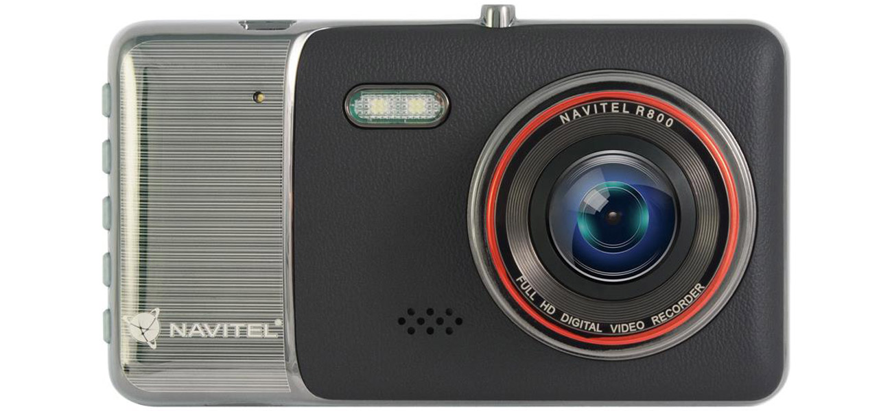 Wideorejestrator Navitel R800 Tryb nocny