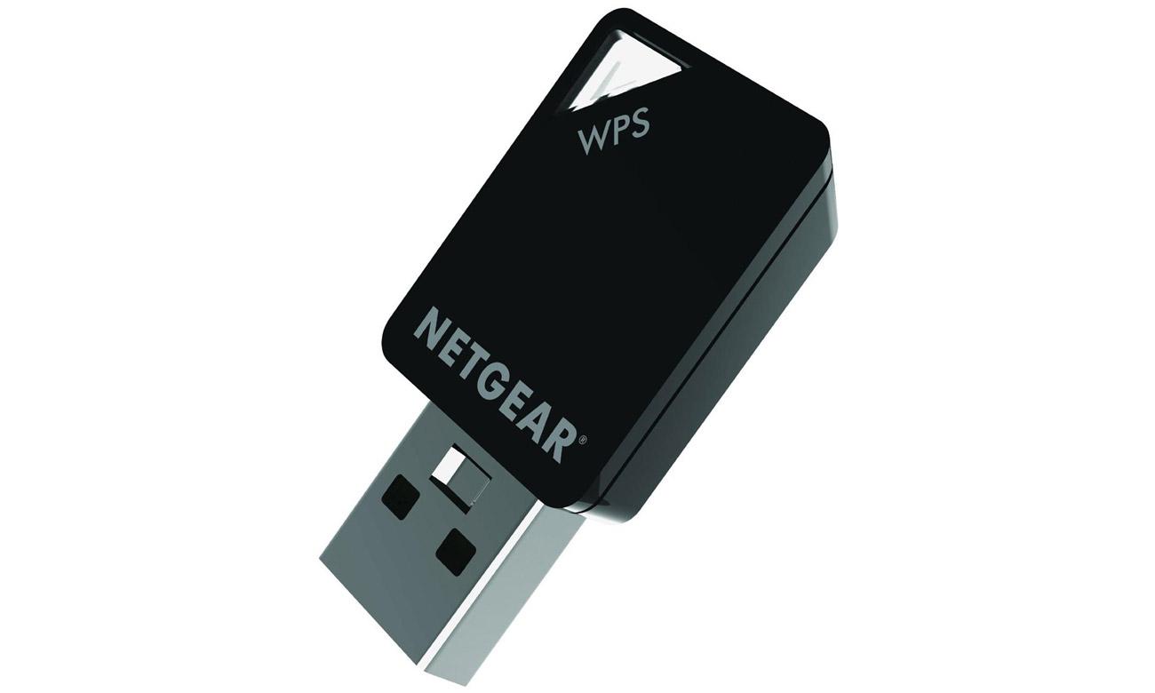 Karta sieciowa Netgear A6100-100PES