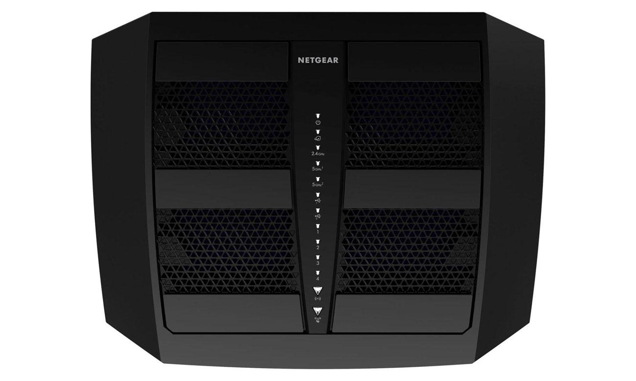 Netgear Nighthawk X6S R8000P Dostęp do najszybszej sieci Wi-Fi