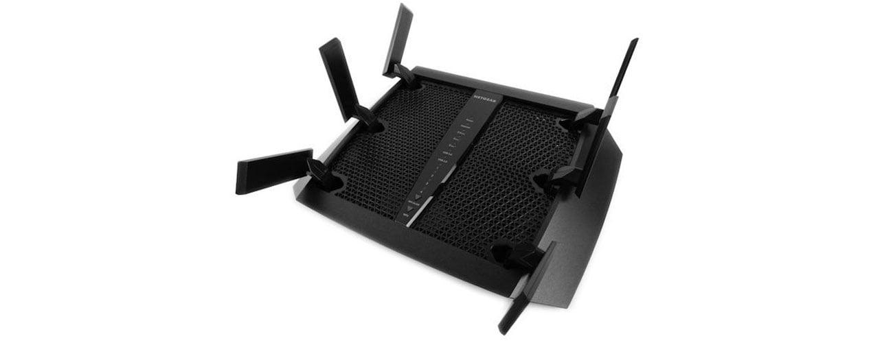 Netgear Nighthawk X6S R8000P Bezpieczeństwo sieci