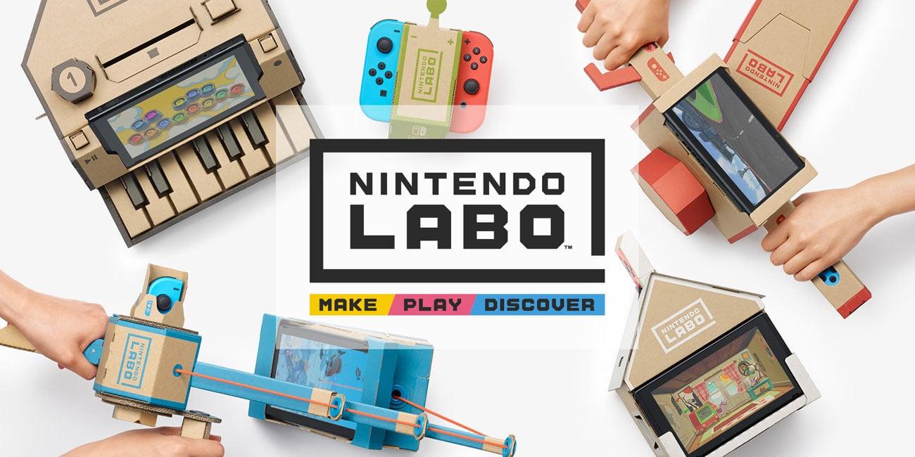 Akcesoria Nintendo Labo