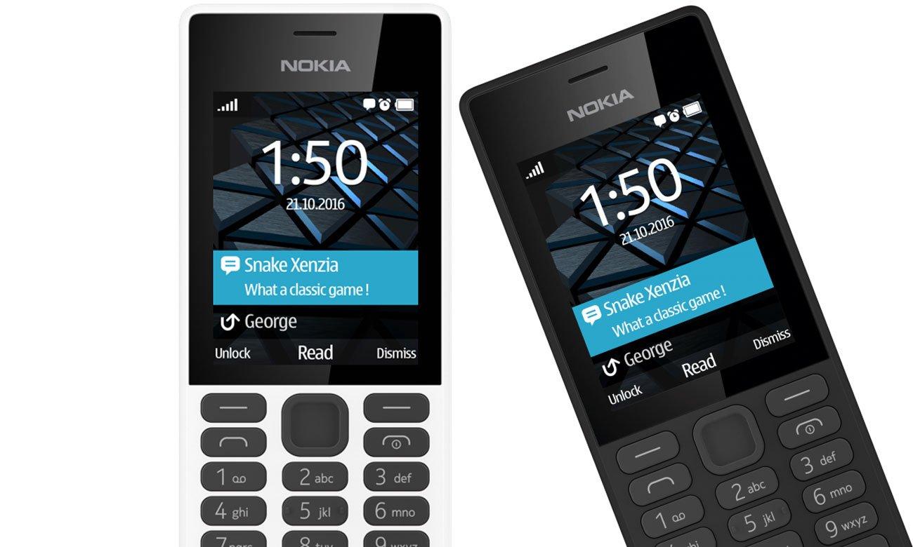 Nokia 150 DUAL SIM radio fm mp3 gry