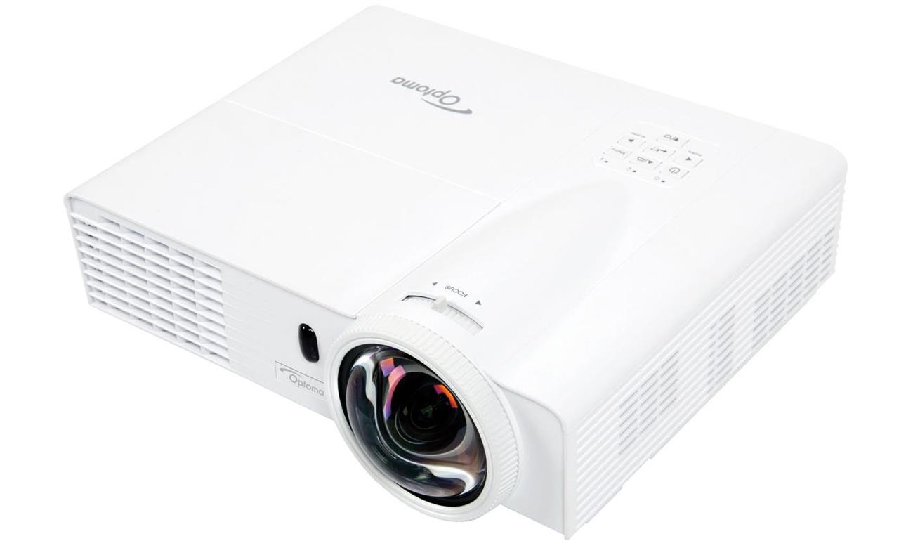 Optoma W303ST DLP Tryb Eco+ i Auto Power Off