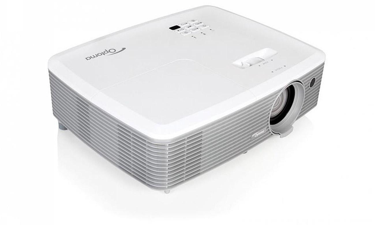 Optoma W400 DLP Pełnia możliwości 3D