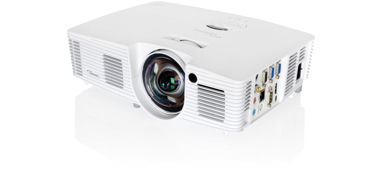 Optoma X316ST DLP Tryb Eco+ i Auto Power Off