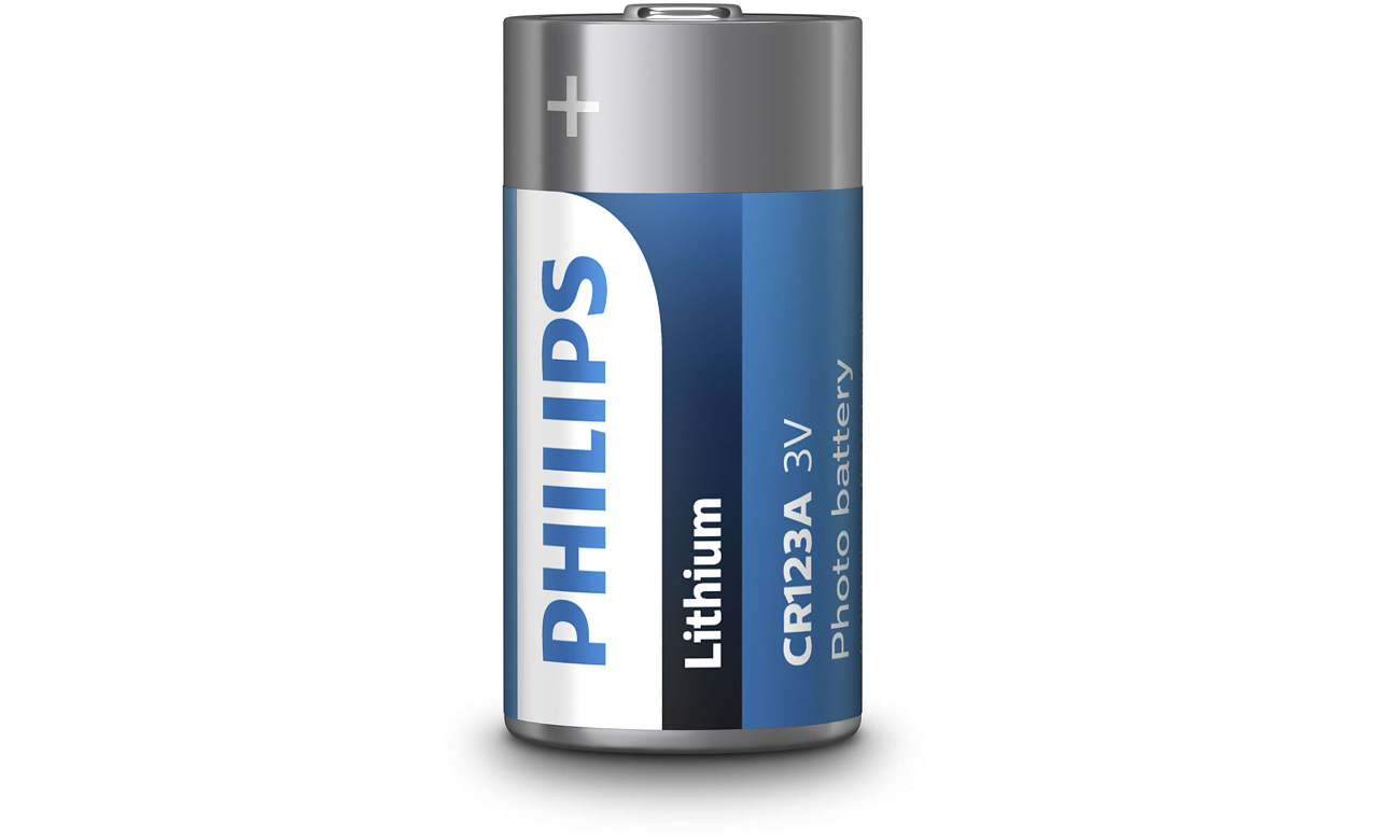 Bateria litowa Philips Lithium Photo CR123A
