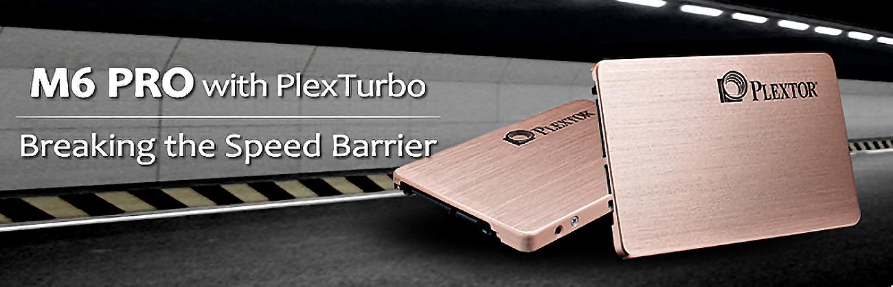 Plextor M6 Pro Series - PlexTurbo