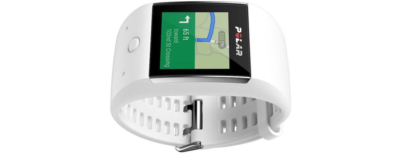 Polar M600 Wbudowany sensor GPS