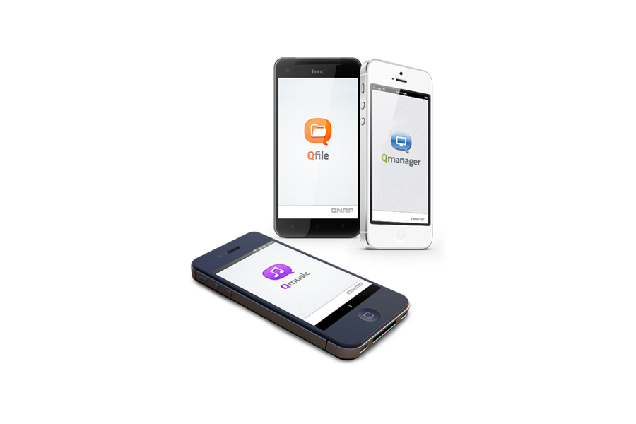 QNAP TS-231+ - dostęp mobilny